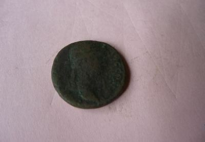 Roman emperor ancient large coin  1st-3rd ad,very rare #5