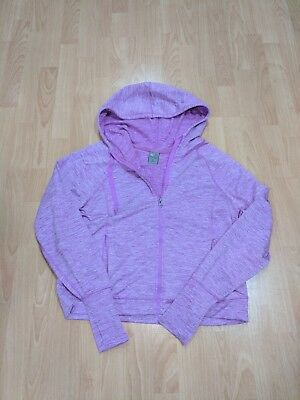 64351974a216 EUC Champion Light Purple Design Duo Dry Zippper Hoodie Women s Sz XL