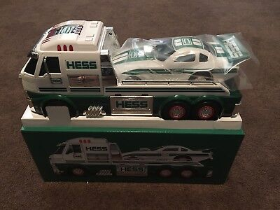 2016 Hess Toy Truck & Dragster
