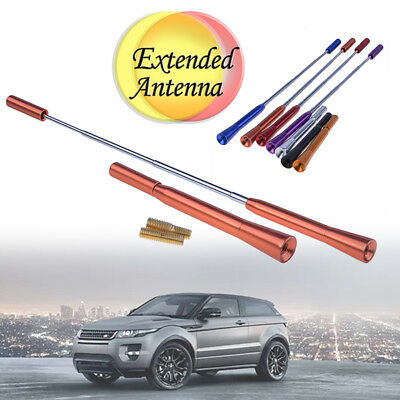 Bee Sting Car Van Aerial Ariel Flexible Radio Antenna Adjustable For Bmw Ford