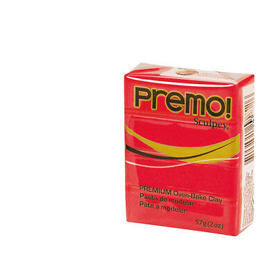 Eberhard Faber - Premo Classic Oven Bake Clay Cad Red Hue