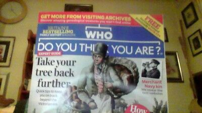 who do you think you are october 2018 family tree history magazine
