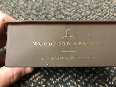 Woodford Reserve Square Ice Cube Tray 🥃 Great Stocking Stuffer
