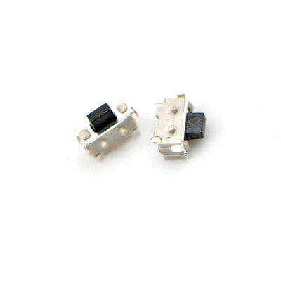 50Pcs Momentary Tactile Tact Push Button Switch Surface Mount SMD 2x4x3.5MM 6F