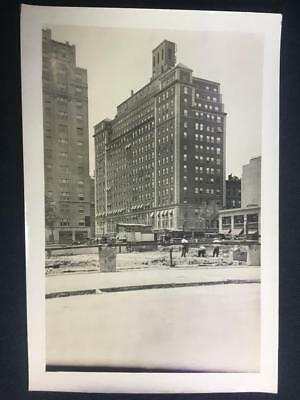 1927 PRESBYTERIAN HOSPITAL E70 St Manhattan New York City