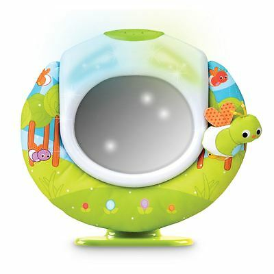 Munchkin Magic FireFly Baby/Toddler Cot Lullaby Soother & Projector Night-Light