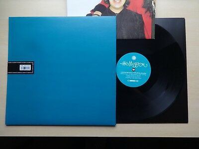 """The Mission - Into The Blue 12"""", Limited Edition, Single Mercury - MYTHR 10"""