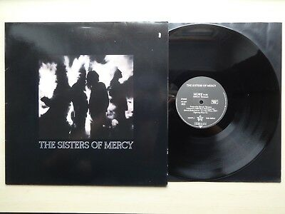 """The Sisters Of Mercy - More 12"""", 45 RPM Merciful Release - MR47T"""