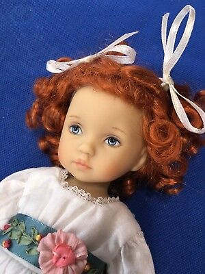 10 inch Diana Effner Tuesday's Child Doll From Boneka, Dressed Very cute
