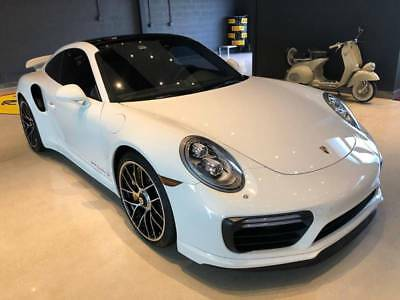 2017 911 Turbo S WOW!! MINT!! PORSCHE 911 TURBO S!! $204K STICKER!! MANY OPTIONS!! CALL NOW!!