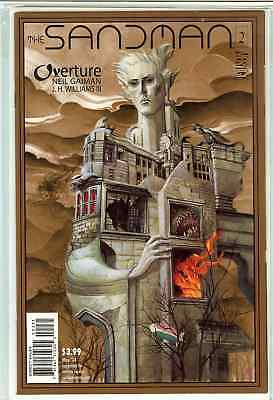Sandman Overture #2 J.H. Williams III Special Ink 1:100 Variant Edition A NM