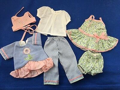 Boneka outfit to fit 10 inch Diana Effner Tuesday's Child Doll