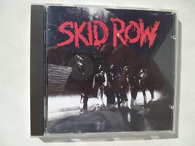 Skid Row ‎– Skid Row # CD 1989 Hard Rock, Glam, Heavy Metal #