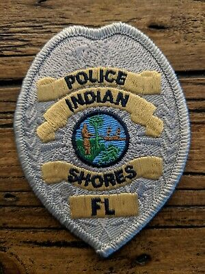Indian Shores, FL Police Patch