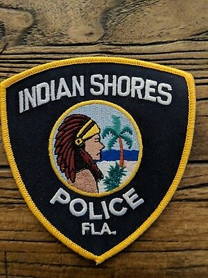 Indian Shores, FL - Police patch for Civilian Personnel