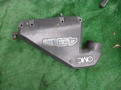OMC Cobra Starboard 4.3 Exhaust Manifold Low Hours
