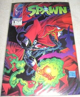 SPAWN  comic lot
