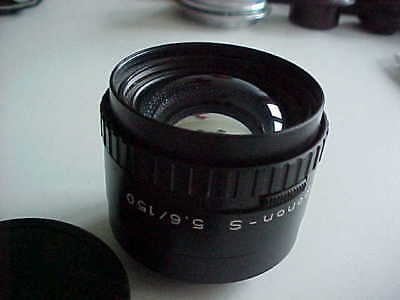 Schneider Componon S enlarging lens 150mm f5.6 for large format      (11)