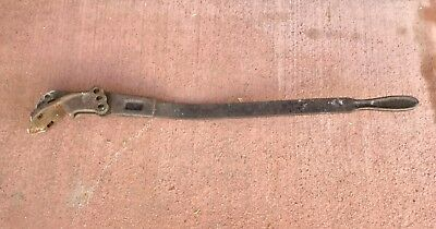 Antique Cast Iron Implement Farm Tool Part