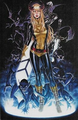 Marvel The New Mutants Dead Souls #1 Mark Brooks Variant Cover B Comic Book