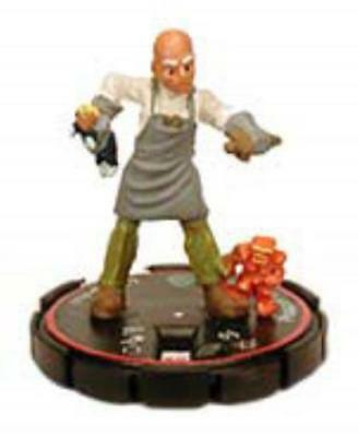 Marvel Heroclix Universe Puppet Master #086 - Experienced NM