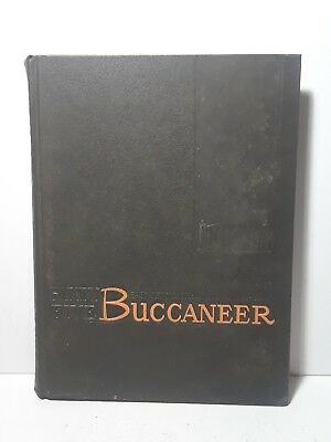 VTG 1965 East Tennessee State University Buccaneer College Yearbook