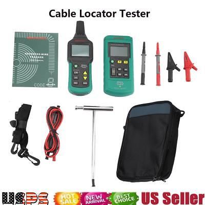MS6818 12V-400V AC/DC Underground Cable Wire Locator Tester Tracker USA Shipping