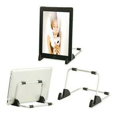 METAL STAND HOLDER for iPad 2 3 4 Pro Galaxy Tablet PC Portable Universal
