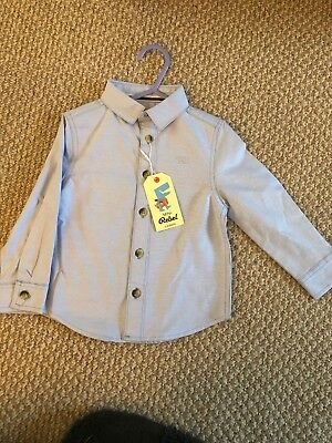 Boys Shirt 18-24 Months Brand New With Tag