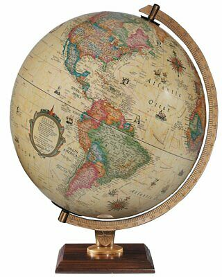 Carlyle Illuminated Replogle Globe