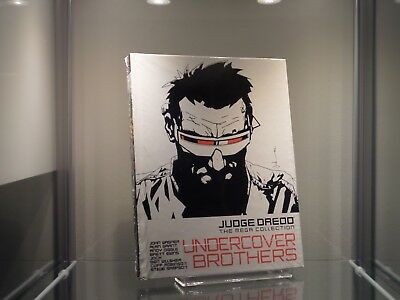 2000AD Judge Dredd The Mega Collection Undercover Brothers Issue #60 Spine #18