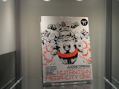 2000AD Judge Dredd The Mega Collection Mutants in Mega-City One Iss 71 Spine 46