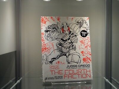 2000AD Judge Dredd The Mega Collection The Fourth Faction Issue 11 Spine 49