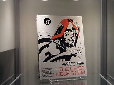 2000AD Judge Dredd The Mega Collection The Chief Judge's Man Iss 55 Spine 52 *2