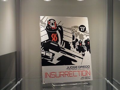 2000AD Judge Dredd The Mega Collection Insurrection Issue #67 Spine #54 *2
