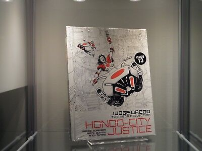 2000AD Judge Dredd The Mega Collection Hondo-City Justice Issue 13 Spine 60 *2