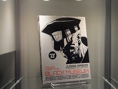 2000AD Judge Dredd The Mega Collection Black Museum Issue 62 Spine 78 *2
