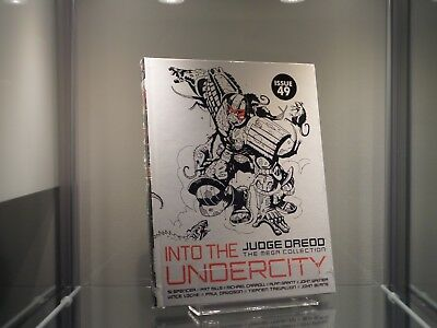 2000AD Judge Dredd The Mega Collection Into The Under City Issue 49 Spine 79 *2