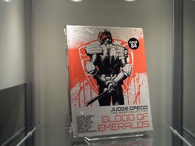 2000AD Judge Dredd The Mega Collection Blood of Emeralds Issue 84 Spine 83 *2