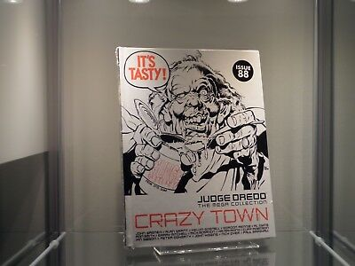 2000AD Judge Dredd The Mega Collection Crazy Town Issue 88 Spine 84 *2