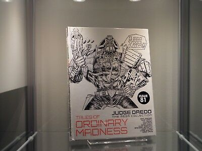 2000AD Judge Dredd The Mega Collection Tales of Ordinary Madness Iss 81 Sp 85 *2