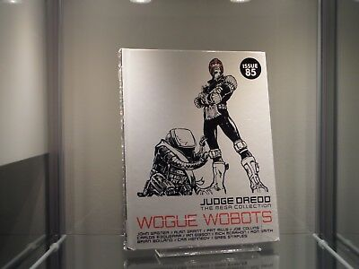 2000AD Judge Dredd The Mega Collection Wogue Wobots Issue 85 Spine 86 *2