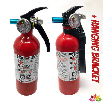 2 KIDDE HOME FIRE EXTINGUISHER Dry Chemical 5 B:C For Car Truck Garage Kitchen