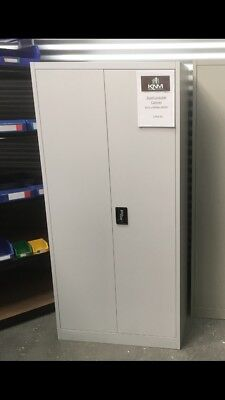 2 Door Metal cabinet / Cupboard
