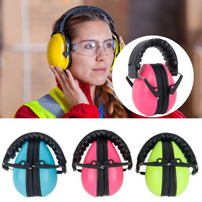 Kids Protective Earmuffs with Noise Blocking Children Ear muff for Baby Sleeping