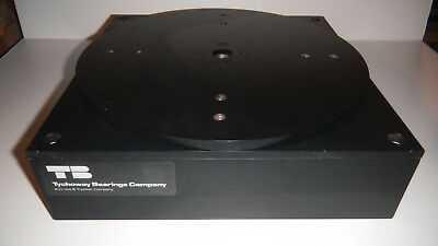 """Tycoway Bearings Company 10"""" Precision Rotary Stage Indexing Slewing Turn Table"""