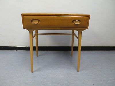 Ercol Vintage Writing Desk 1920's Art Deco, Pick up London or your courier