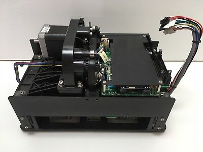 S250 DVDNow Parts DVD Kiosk Exchange Box Door Assembly 2 Moons Stepping Motors