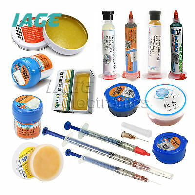 MECHANIC Rosin Löten Syringe Solder paste for Electronics Repair Application