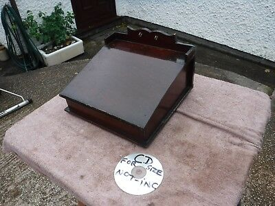 Small  Vintage  Table Top Writing Slope / Desk.